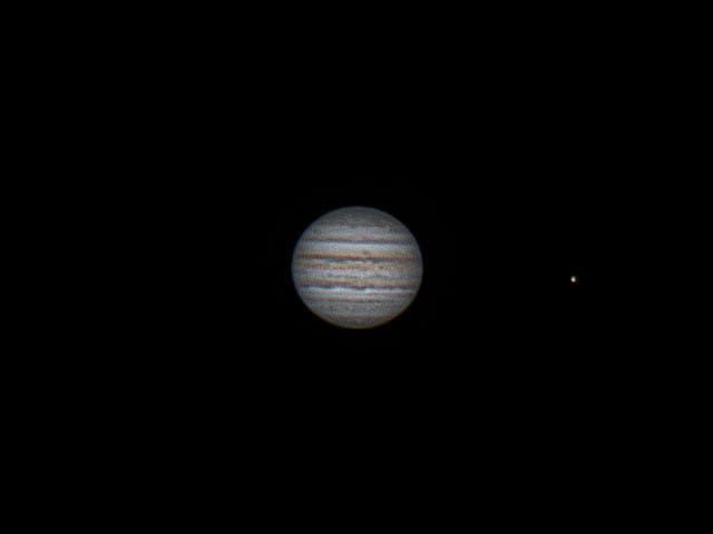 Jupiter einmal ganz einfach...