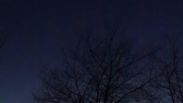 Venus und Merkur am Abendhimmel