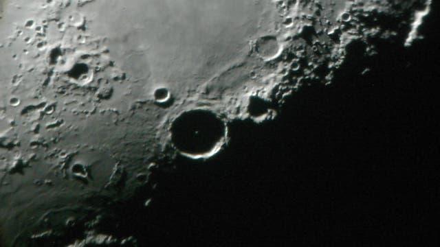 Mondkrater Theophilus