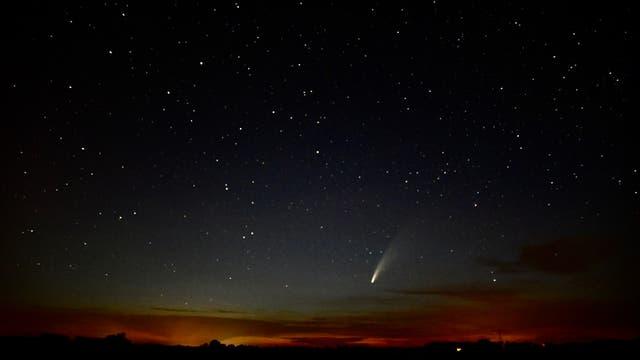 Komet Neowise 14. Juli 2020