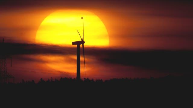 Venustransit bei Sonnenaufgang