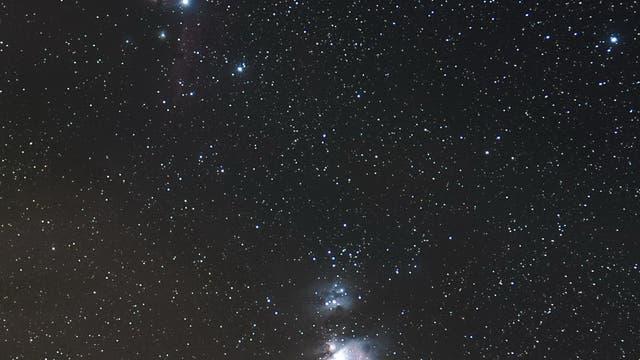 Nebel im Orion