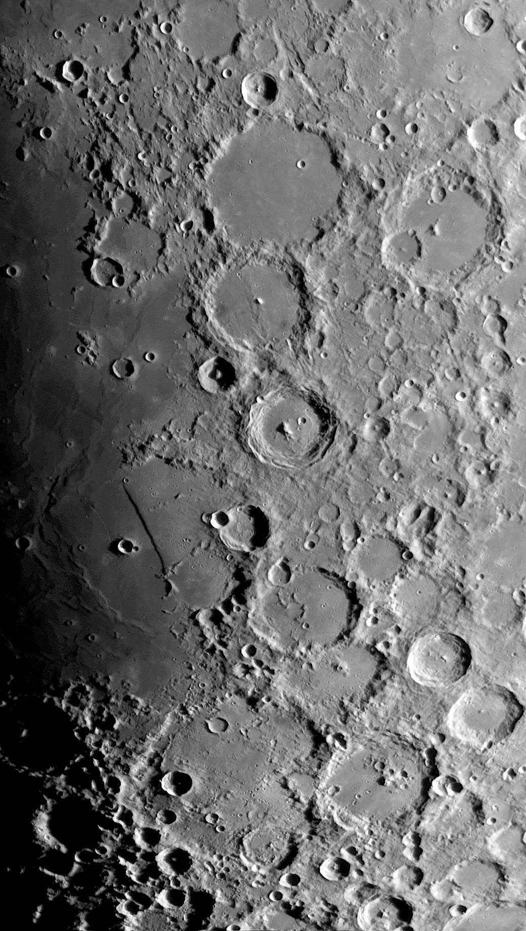 Der Mond am 16. November 2018
