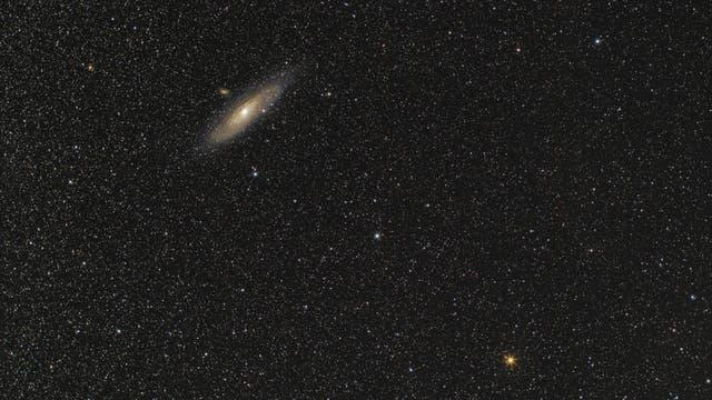 Andromedanebel M31