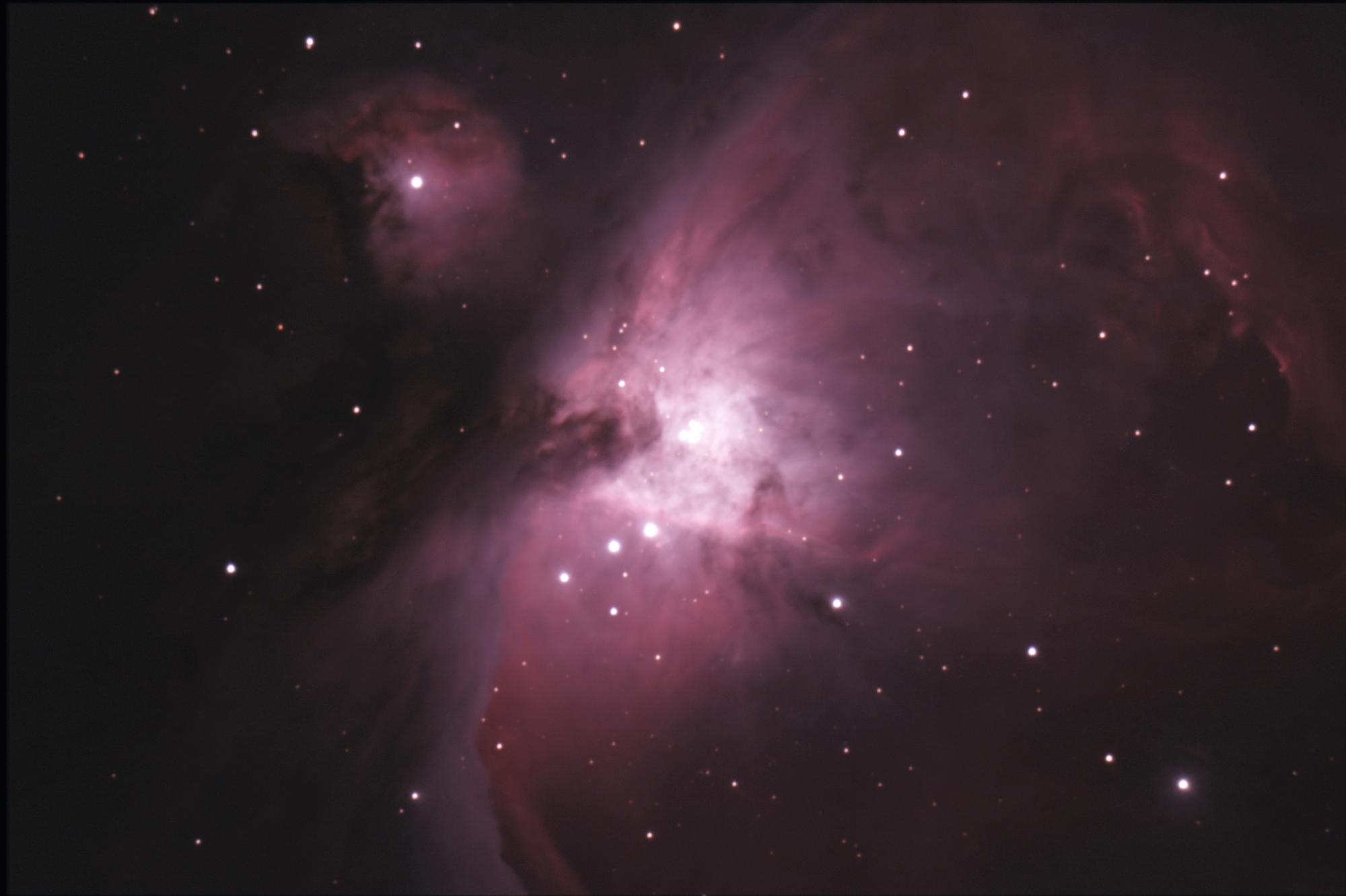 Orionnebel Messier 42