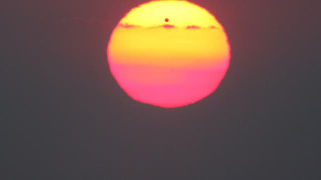Venustransit am 6.6.2012