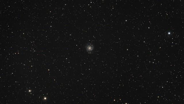 SN 2013ej in M 74