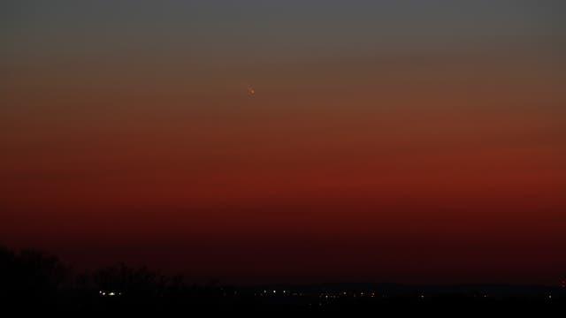 Komet C/2011 L4 PANSTARRS