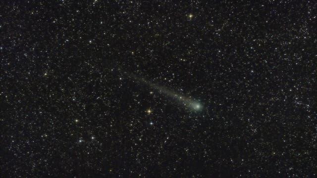 Comet C/2013 US10 Catalina (March 6, 2016)
