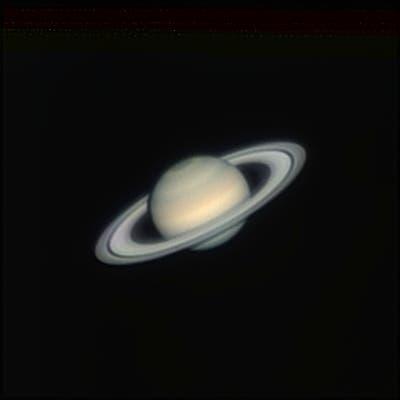 Saturn am 11. Juni 2013