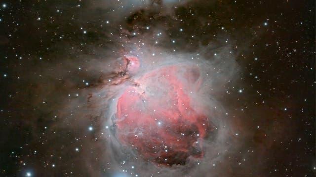 Großer Orionnebel und Running Man