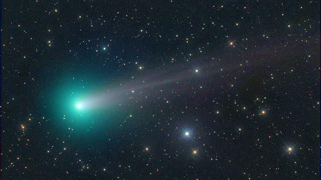Komet C/2013 R1 (Lovejoy) am 10.11.2013