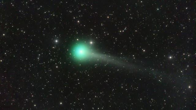 Comet C/2015 ER61 (PANSTARRS) after outburst