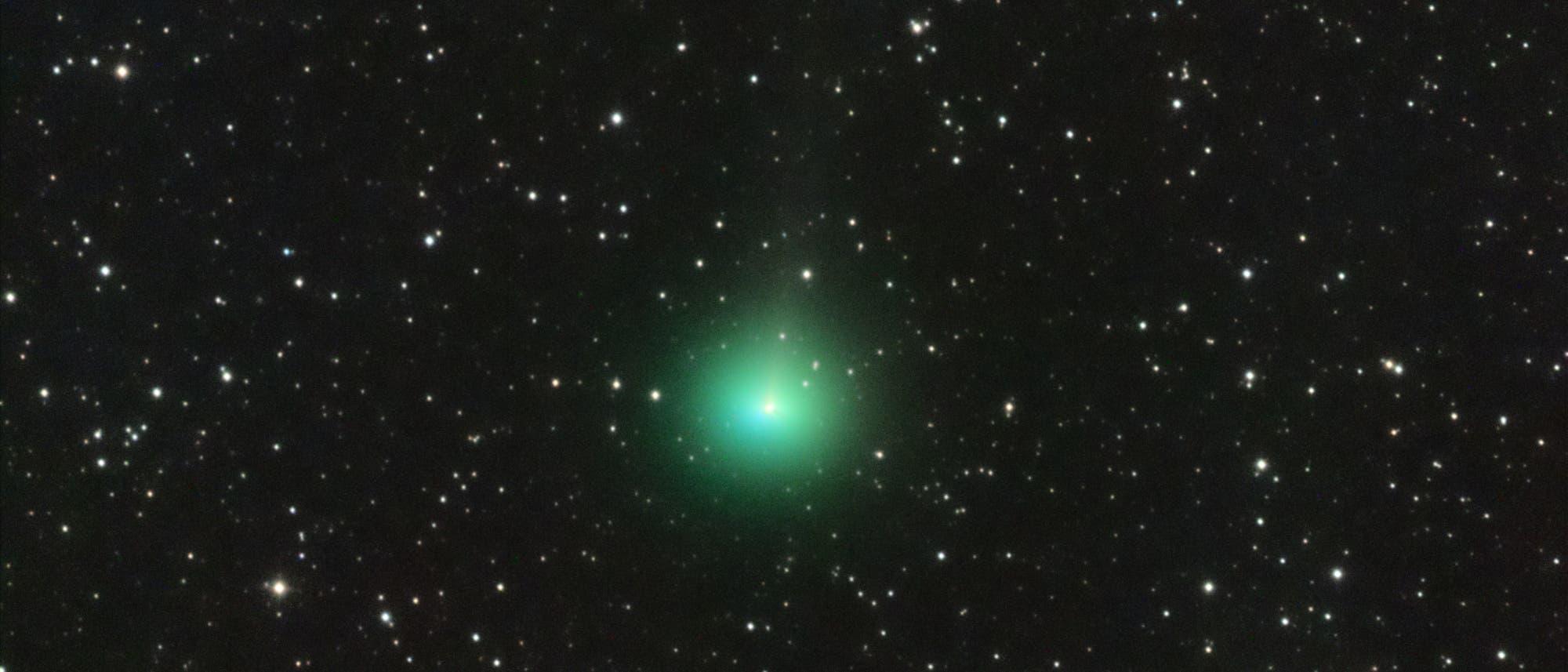 Comet C/2017 E4 Lovejoy