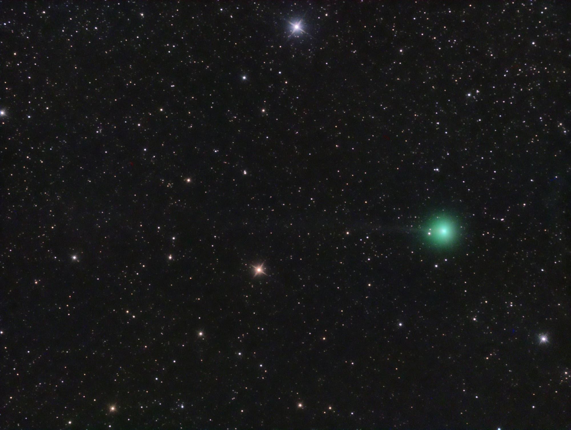Comet C/2017 S3 PANSTARRS