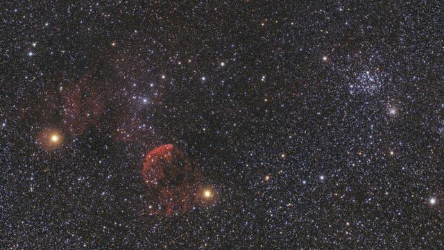 IC 443 - Quallen-Nebel