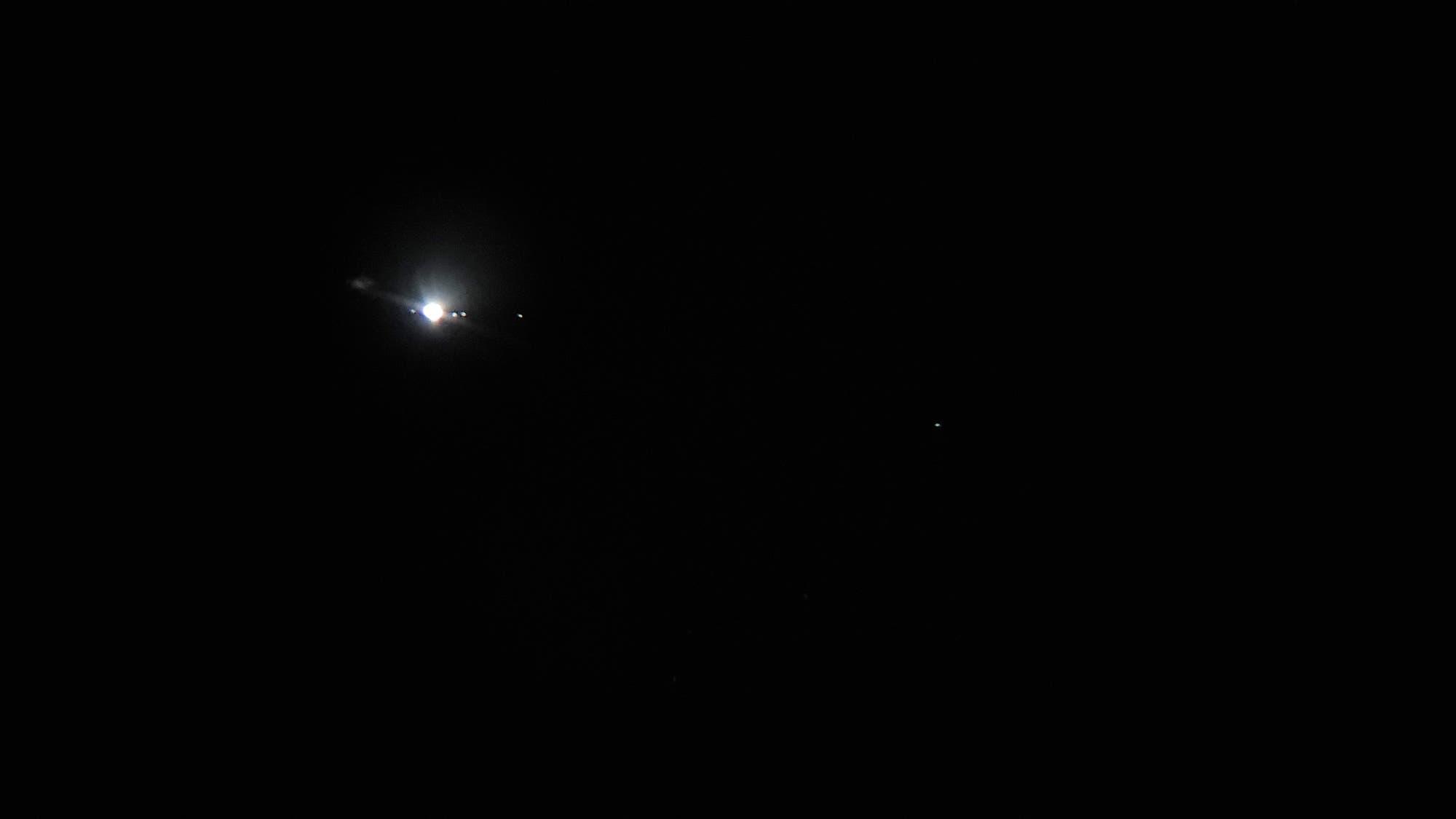 Jupiter und Galileische Monde
