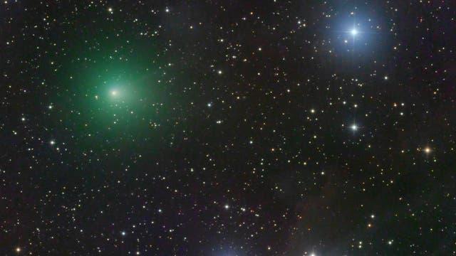 Comet C/2020 M3 ATLAS