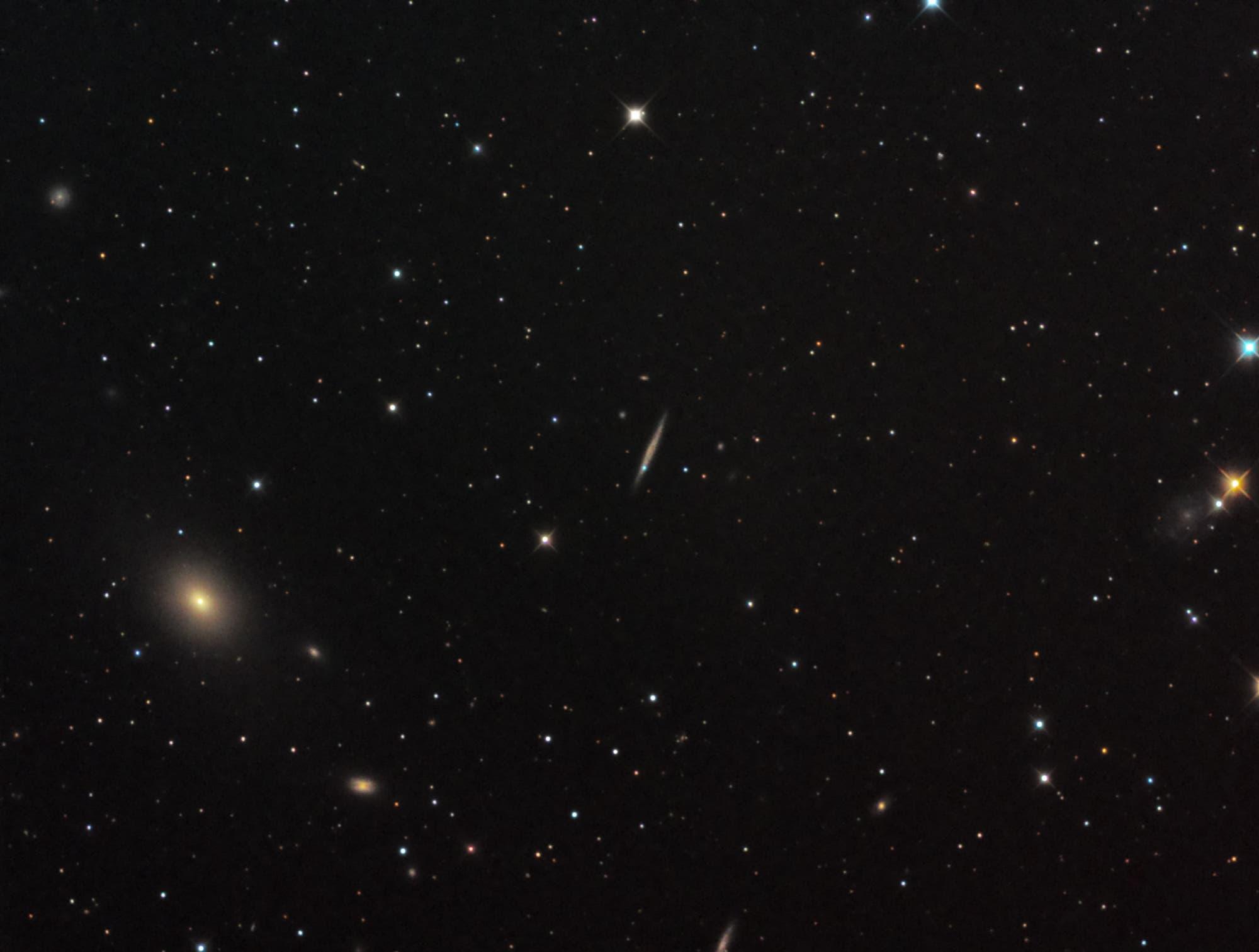 Supernova Typ Ia - SN 2021 hiz