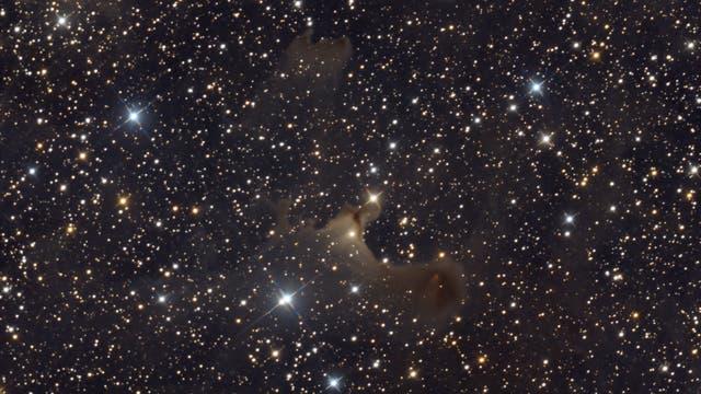 Ghost Nebula