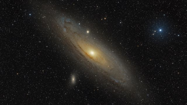 Messier 31 - der Herbstklassiker