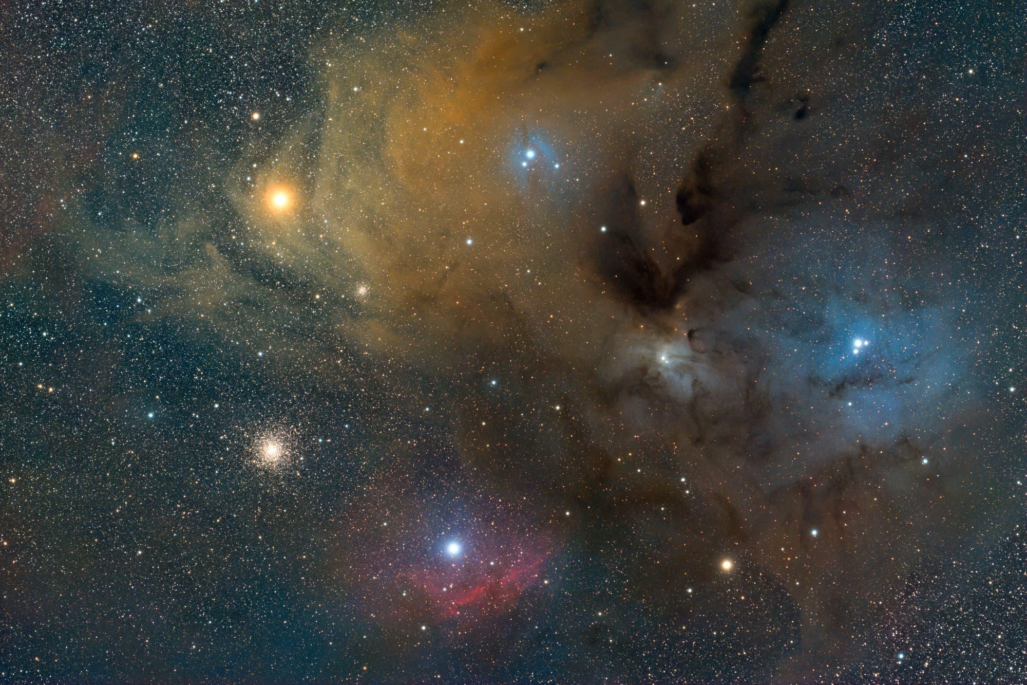 Antares-Region