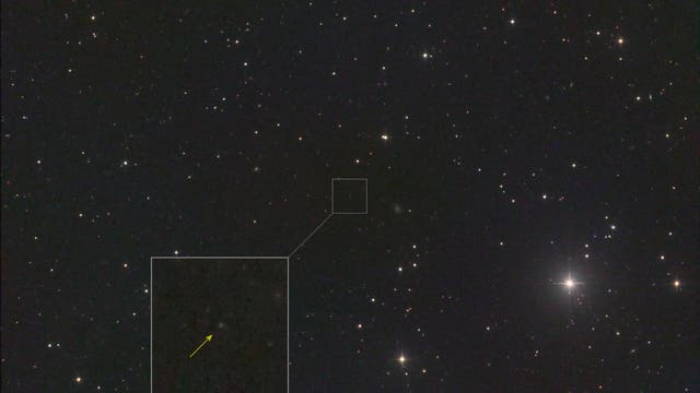 Comet C/2021 A1 Leonard
