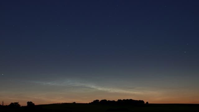 Leuchtende Nachtwolken (NLC)