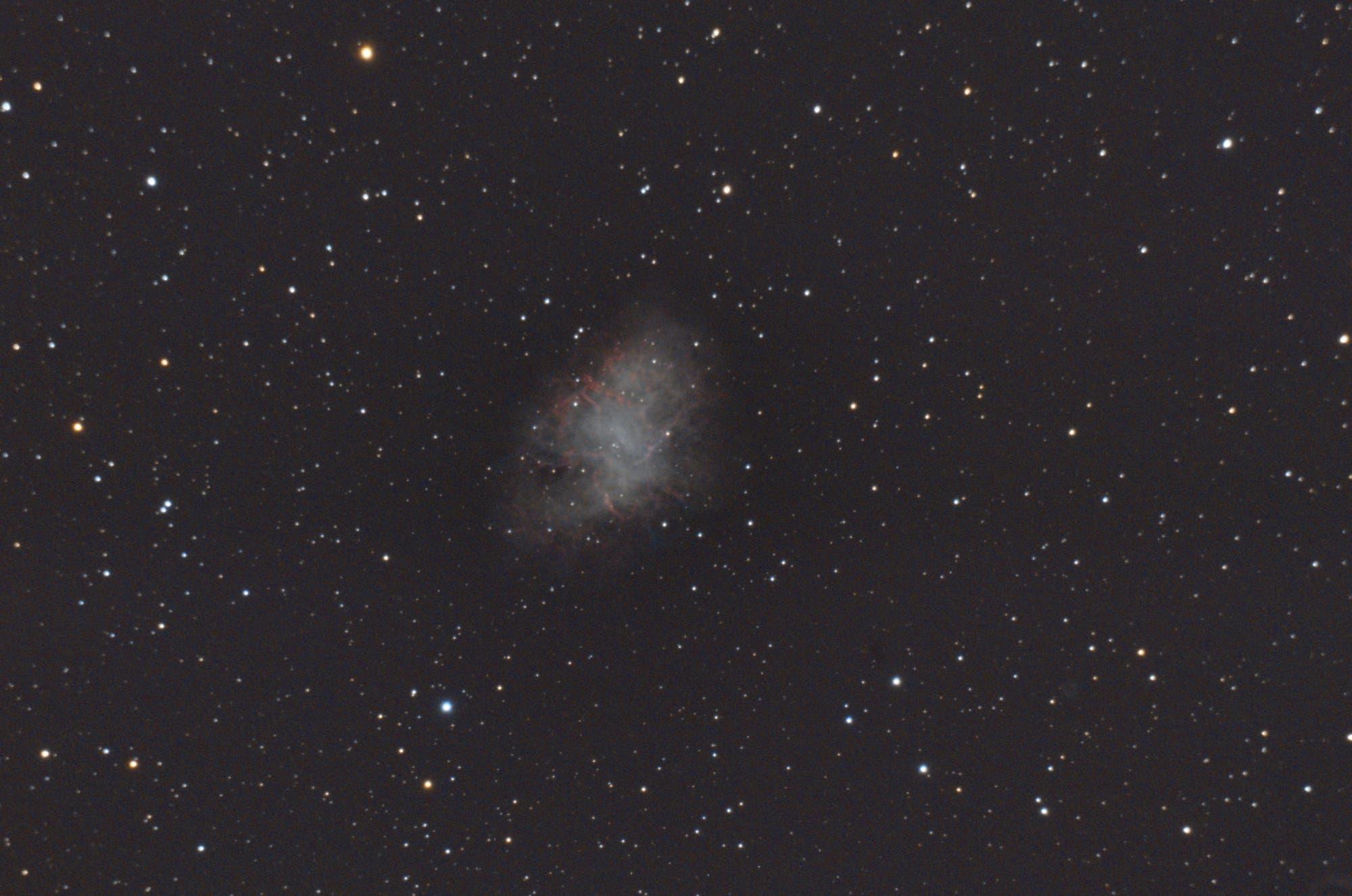 Messier 1, Krebsnebel