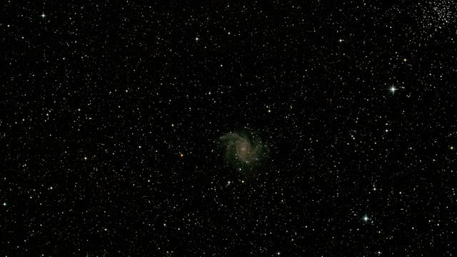 Feuerwerkgalaxie NGC9646