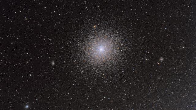 Der Kugelsternhaufen 47 Tucanae (NGC 104)