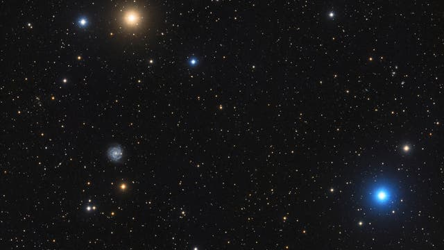 NGC3184 und Tania Aurealis und Borealis