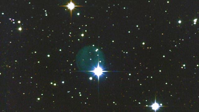 """""""Diamond Ring Effect"""" Planetary Nebula"""