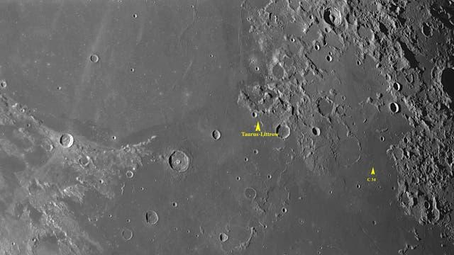 Der Mond am 25. September 2021 (4)