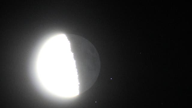 Mond bedeckt Omega 1 Scorpii -- Bild 4