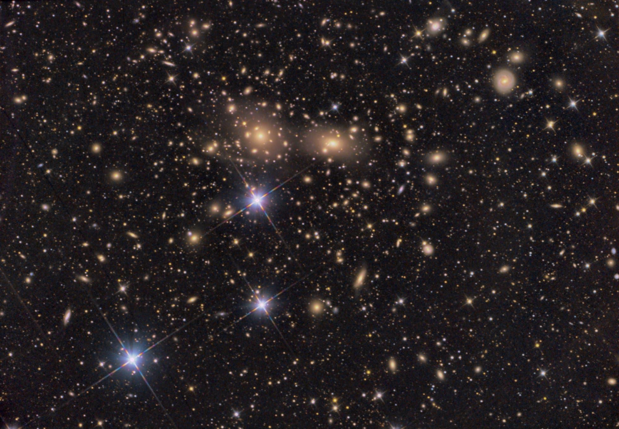 Coma-Cluster