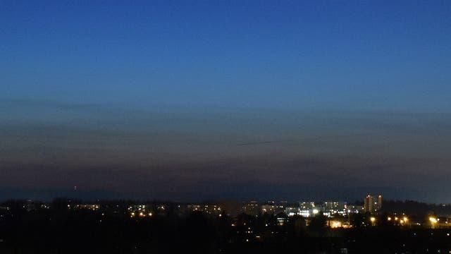 Merkur und Venus am Abendhimmel - 2