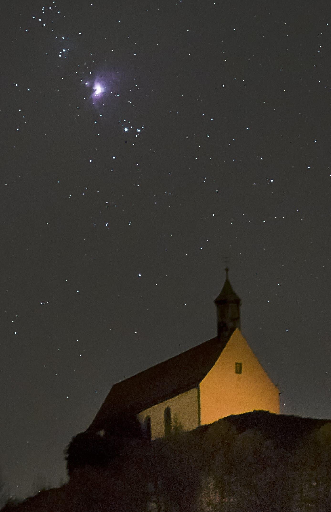 Wurmlinger Kapelle mit M42