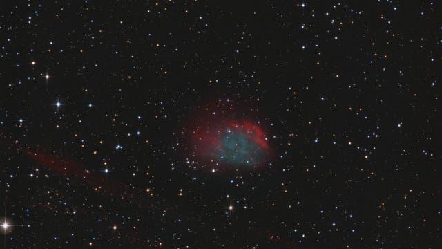 DeHt5 - Planetarischer Nebel?