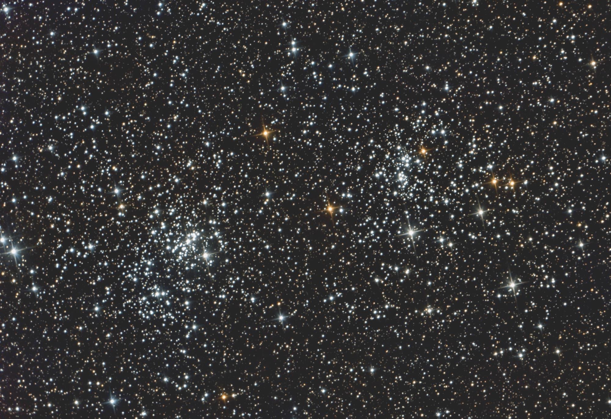 NGC 869 und NGC 884