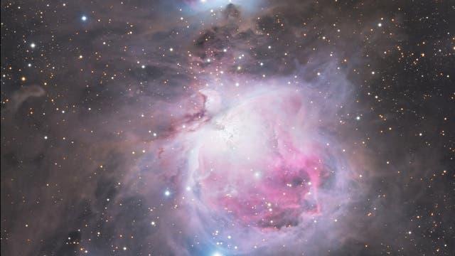 Der große Orionnebel