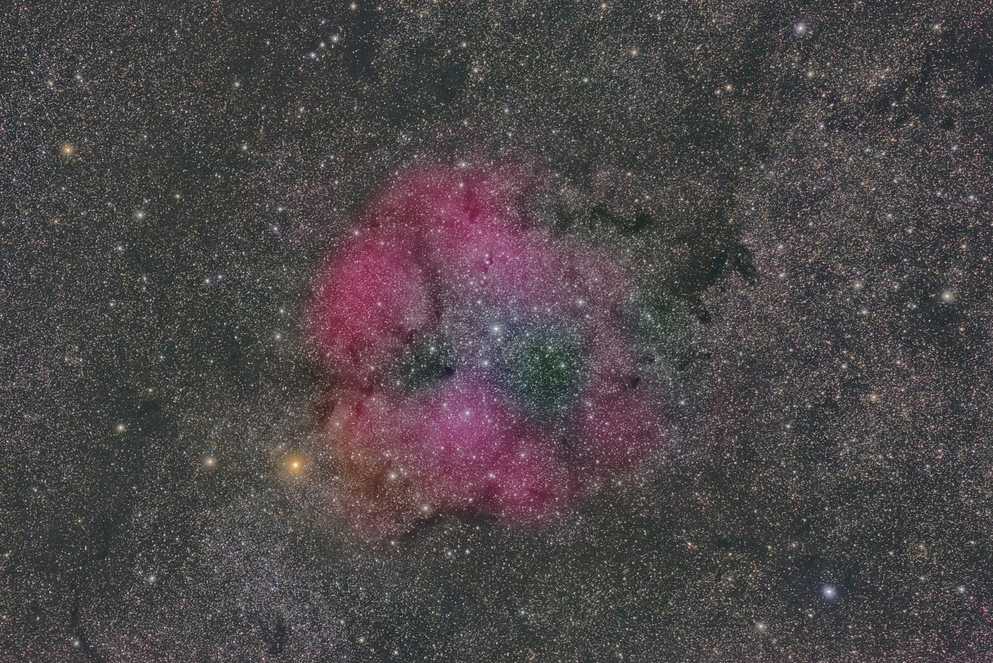IC 1396 in Kepheus
