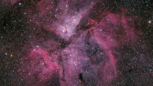 Nebel um Eta Carinae