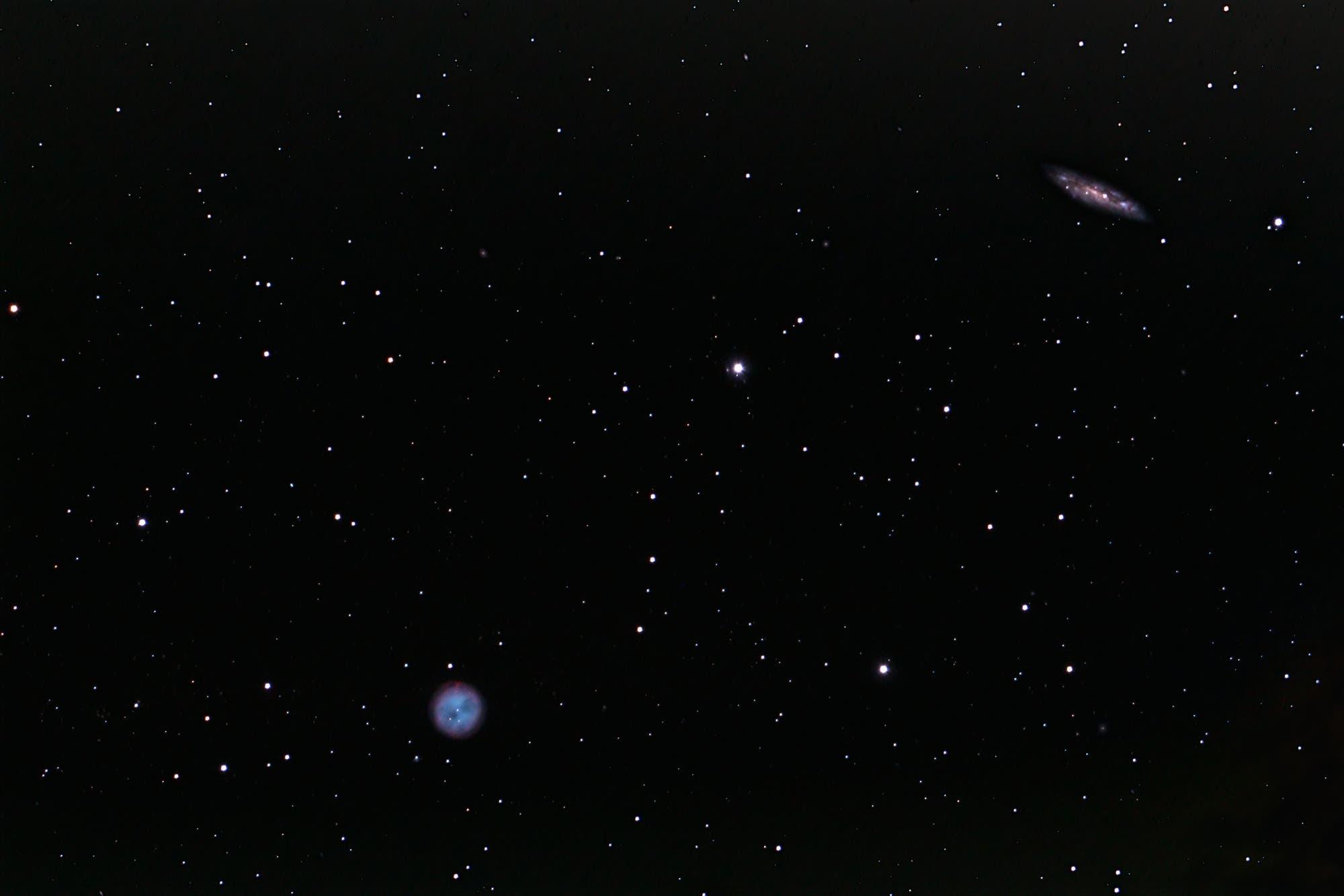 Eulennebel mit M108