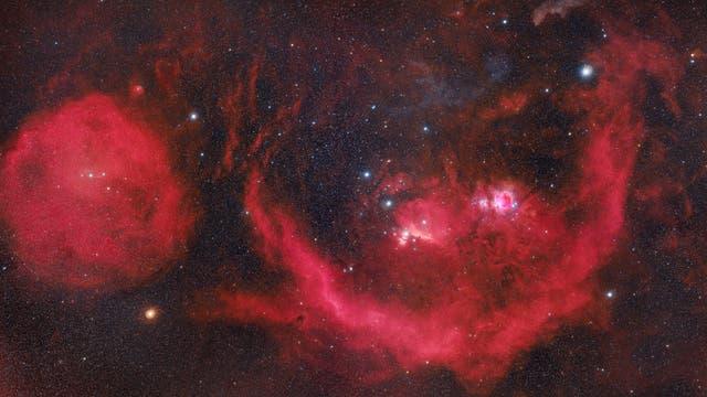 Barnard's Loop / Sh 2-276