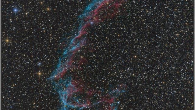 NGC 6992 - Cirrusnebel