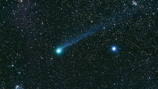 Komet Lovejoy vom 12.3.2015