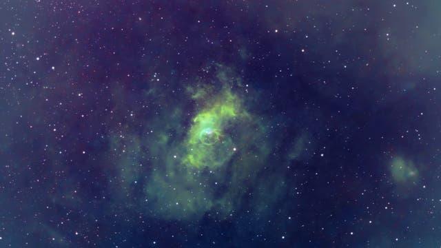 Blasennebel NGC 7635