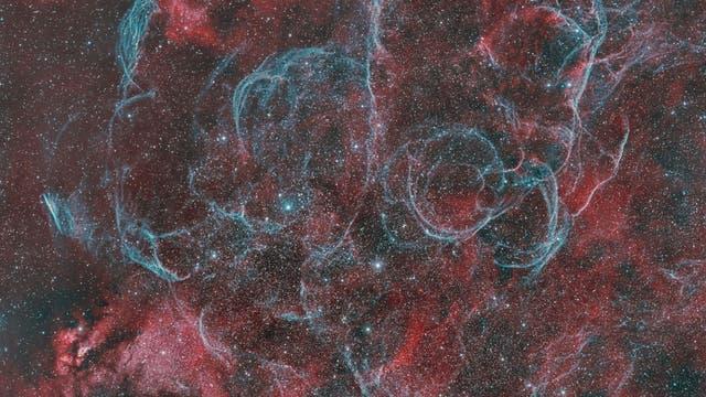 Vela Supernova-Überrest