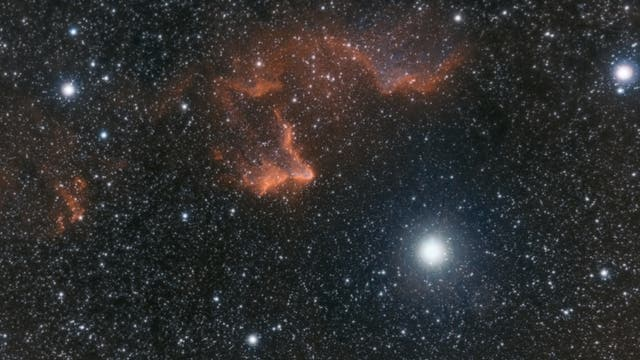 IC 59 - Gamma Cassiopeiae